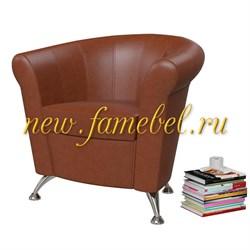 Банкетка 6-5116 Лагуна малая, коричневая