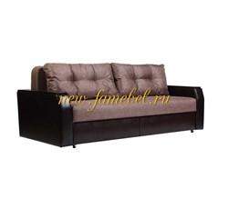 Атлант диван еврокнижка 150 - 160 цвет коричневый
