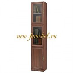 Шкаф стеллаж Карлос 019, размер 40х203х28 см