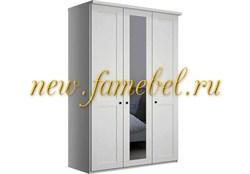 Шкаф София 6 МДФ с зеркалом 1200х2200х500 мм.