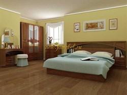 Спальня Камелот 1 МДФ