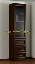 Шкаф книжный 1.5