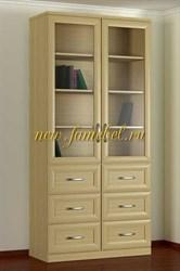 Шкаф книжный 2.5