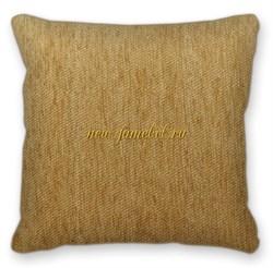 Подушка Милан золотая - фото 5293