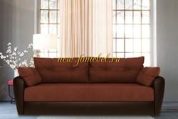 Диван Амстердам 160 Астра коричневая