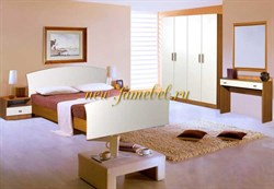 Спальня Валерия 2 ЛДСП