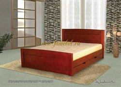 Кровать Ариель 1 с ящиками