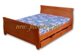 Кровать Тамара с ящиками