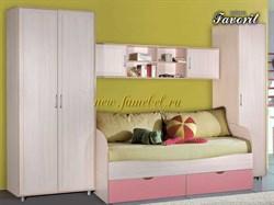 Детская стенка с кроватью Антошка 1