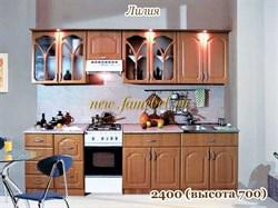 Кухня Лилия МДФ 240