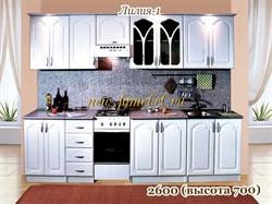 Кухня Лилия 1 МДФ 260
