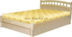 Кровать Василиса массив