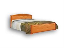 Кровать Авизия Кожа