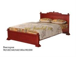 Кровать Виктория массив
