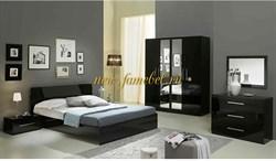 Спальня Модерн 17 МДФ глянец