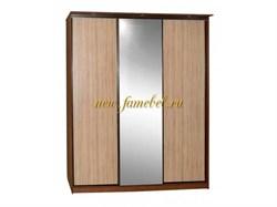 Шкаф купе Версаль 3 с зеркалом