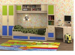 Детская мебель Белоснежка 2 полосы 8