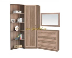 Меркурий 5 набор мебели для прихожей