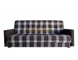 Кантри диван книжка коричневый 120-140