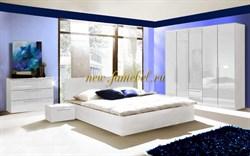 Марта спальня с фасадом МДФ