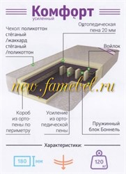 Матрас Армос Комфорт усиленный
