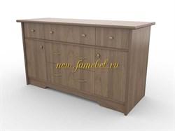 Комод Стенворд 10 с ящиками и дверями