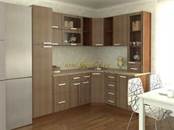 Кухня Лилия 7 МДФ Делюкс