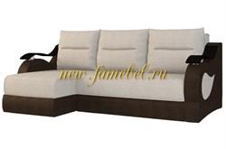 Угловой диван Капля евро 04 еврокнижка