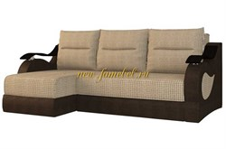 Угловой диван Капля евро 03