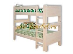 Кровать Лилия двухъярусная