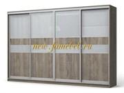 Фараон 1 шкаф-купе комбинированный