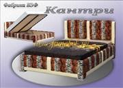 Кровать Кантри с подъёмным механизмом