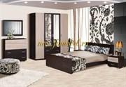 Спальня Милена готовая модель