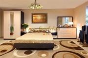 Спальня Светлана М1 с трёхдверным шкафом