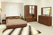 Спальня Светлана М2 фасад рамка мдф