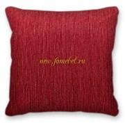 Подушка Милан красный