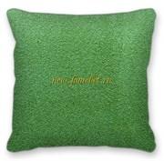 Подушка Милан зеленый