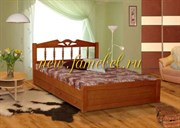 Кровать Азалия с ящиками