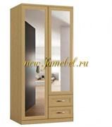 Двухдверный шкаф Стелла 12