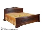 Кровать Авизия массив