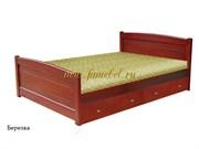 Кровать Берёзка с ящиками