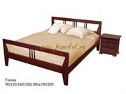 Кровать Елена 1 массив