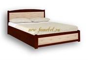 Кровать Берёзка Кожа