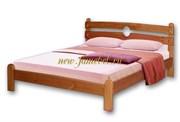 Кровать Богдана массив