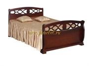 Кровать Велина массив