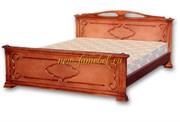 Кровать Галион массив