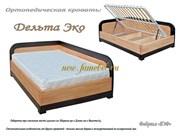 Кровать Дельта Эко с подъемным механизмом