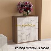 Комод Мебелинк 500-02