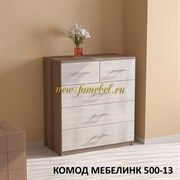 Комод Мебелинк 500-13