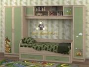 Детская мебель Белоснежка 3 фотопечать город